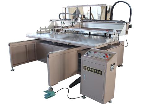 弹台丝印机