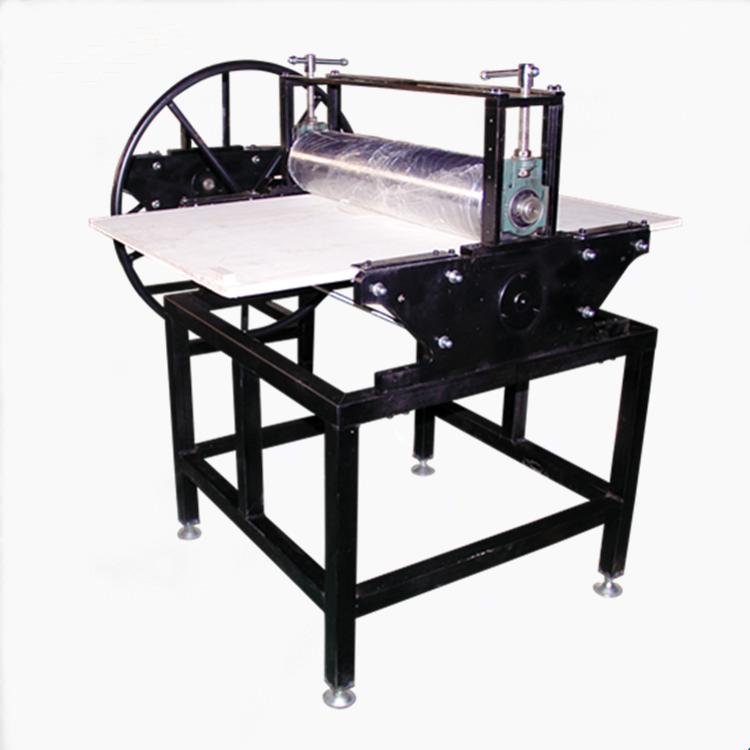 手轮式木版画机