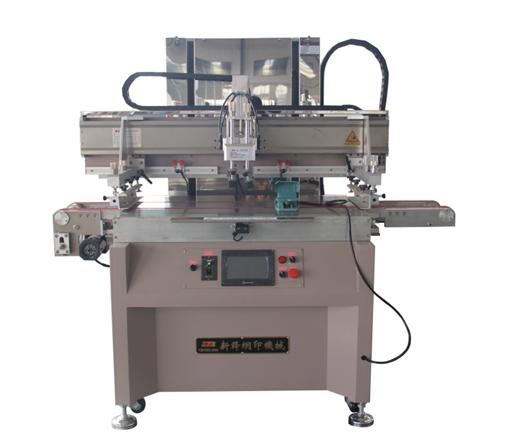 自动出料丝印机