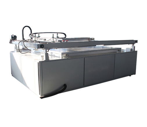 常规四柱丝印机