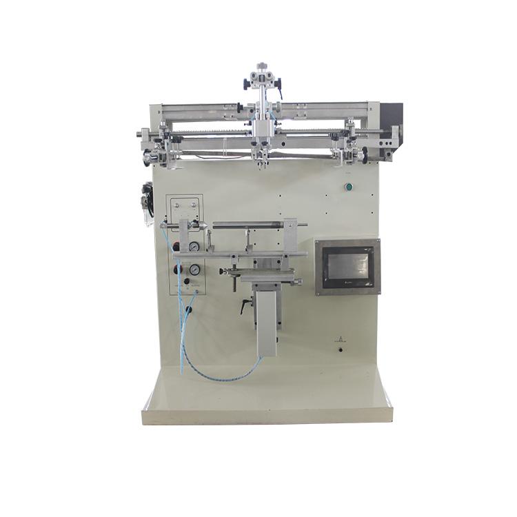 伺服电机控制曲面丝印机