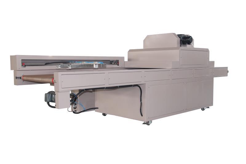 配机械手固化机
