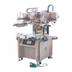 全自动三色丝印机