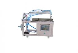 盆状凹面丝印机